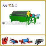 Séparateur magnétique humide pour l'installation de transformation minéral