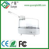 Transductor ultrasónico Enfriador de aire fresco y cálido Humidificador