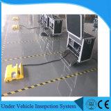 Anti-Terrorism Uvss sous le système d'inspection de lecture de surveillance de véhicule sous le système d'inspection de véhicule