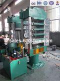 Máquina Vulcanizing de borracha da imprensa (XLB500X500X2) para a folha de borracha, esteira de borracha da selagem e da borracha