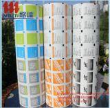 Papel de papel de aluminio