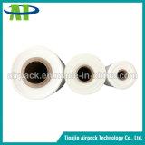Embalagem reciclável Materiais protetores de PE Película de almofada de ar