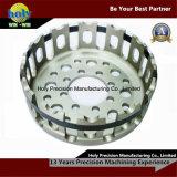4 CNC van de as Aluminium dat de AutoDelen van de Douane van de Precisie van Delen machinaal bewerkt