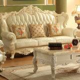Il sofà di legno ha impostato per mobilia domestica e la mobilia dell'hotel (D523)