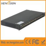 Una porta da 48 gigabit ed interruttore di rete di Fx SFP di 4 gigabit