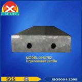 Dissipatore di calore di alluminio anodizzato di profilo per la fonte di energia di placcatura
