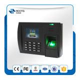 """マルチ言語3 """" TFT TCP/IP RS232/485の指紋の総労働時間機械(HGT5000)"""