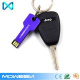 주문을 받아서 만들어진 알루미늄 선물 기억 장치 키 USB 섬광 드라이브