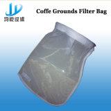 Sachet à thé de filtre de maille en nylon de cordon/sac en nylon de lait de noix de maille catégorie comestible