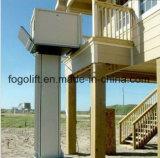 Landhaus-Ausgangsaufzug für mehrstöckige Gebäude