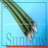 Manicotto rivestito di silicone nero della vetroresina dell'isolamento di Sunbow VW-1