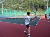 子供および先輩のための衝撃の減少水証拠のテニスコートの表面のタイル