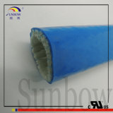 Sleeving de alta temperatura da fibra de vidro da isolação do grande tamanho