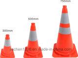 Contas de trânsito de PVC 450mm para uso rodoviário e de construção