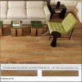 Azulejo de cerámica de la madera clásica del piso (VRW9N15155, 150X900m m)