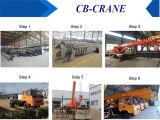 Высокая безопасность поднимая тележку 12 механиков тонны с краном