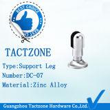 Top Sales Toilet Cubicle Partition Hardware Set Suportes de pé ajustáveis