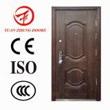 Puerta de acero de la seguridad del diseño antiguo