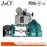 Válvula de control de regulación del diafragma de la presión neumática