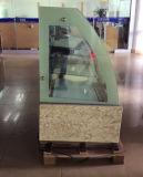 Contador do indicador do refrigerador do bolo/refrigerador de vidro do Showcase do bolo da porta (KT780AF-M2)