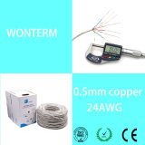 Cable LAN / Red / Cat 5e Cable de red en CCA