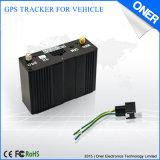 Gps-Fahrzeug-Verfolger mit dem Motor entfernt geschnitten