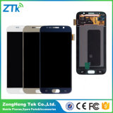 Цифрователь касания LCD черни/сотового телефона для экрана галактики S6 Samsung