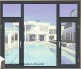 Casement Windows анодированный и порошок Coated алюминиевый