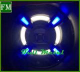 Farol do diodo emissor de luz com a lente do projetor do xénon para o renegado do jipe