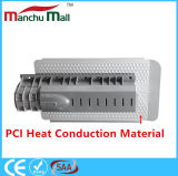 Material da condução de calor do PCI IP67 com luz de rua do diodo emissor de luz da ESPIGA 100W