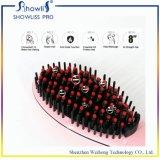 Nueva cepillo eléctrico del pelo del cepillo del diseño