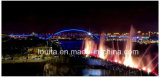 Luz de tira ligera impermeable del blanco 3000k 2835 LED