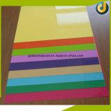 Hoja del PVC de la película del PVC de las cubiertas obligatorias para el libro y el compartimiento