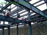 Costruzione di edifici d'acciaio per gli uffici provvisori della fabbrica
