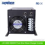 純粋な正弦波のハイブリッド充電器インバーターLw1000-6000W