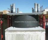 Amortissement élevé caoutchoutifère (isolants sesmic) pour la construction de base