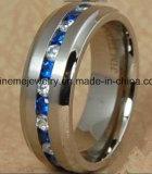 De Ringen van de Manier van de Steen van de Gem van de juwelen van het lichaam (TR1824)