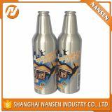 330mlアルミニウムワイン・ボトル、青いビールContainermの金属のワインのシャープのびん