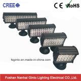 Luminoso eccellente impermeabile IP67 fuori dalle barre chiare della strada LED