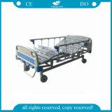 (AG-BMS002) 3不安定な手動病院用ベッド