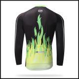 Bicicleta personalizada roupa de ciclagem Jersey com alta qualidade