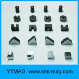 Aangepaste Gesinterde High-Energy Permanente Magneten AlNiCo