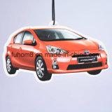 Kundenspezifisches bestes hängendes Papierauto-Form-Luft-Erfrischungsmittel