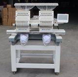 Holiauma中国のフラットキャップの衣服の刺繍Ho1502のための上の刺繍機械2ヘッド高速品質の混合された刺繍
