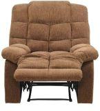 Venta caliente de la tela del sofá reclinable, América del sofá de Tipo (GA7430)