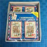 Playingcards mit Blasen-Verpackung