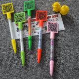 Promoción del rollo de papel reciclado Banner Pen