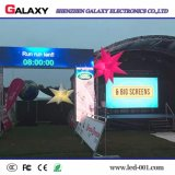 Visualización video del alquiler P4/P5/P6 LED de la lámpara de Nationstar SMD/pared/pantalla al aire libre a todo color para la demostración/la etapa/la conferencia/el concierto