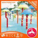 プールのための大きい屋外水スライド水公園装置