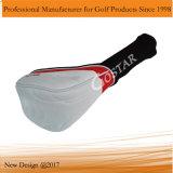 Golf en cuir blanc Headcover d'unité centrale de modèle neuf